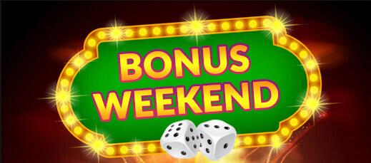 bonus-weekend