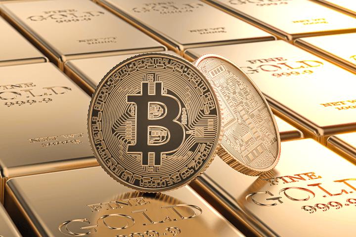 is bitcoin digital gold